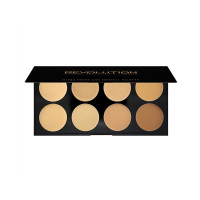 Revolution Ultra Cover and Conceal Palette - Light Medium open