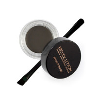 Revolution Brow Pomade Graphite open