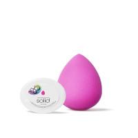Beauty Blender ORIGINAL (pink) + Mini Solid Cleanser 2