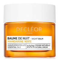 Decleor Aromessence Green Mandarin Smoothing Night Balm 15ml
