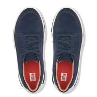 fitflop Freya Suede Sneaker Midnight Navy top