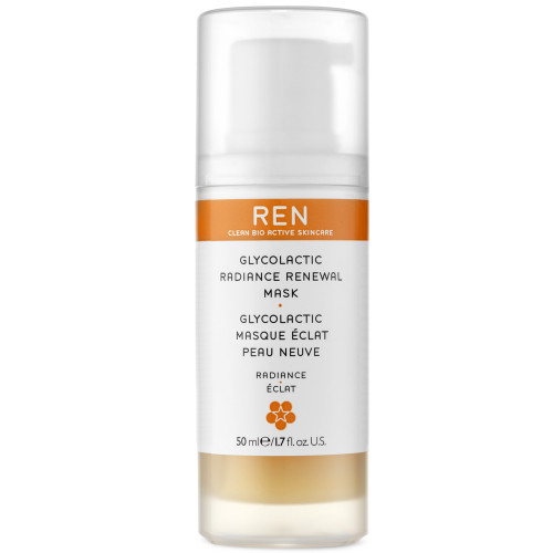 REN - Glycolactic Radiance Renewal Mask 50ml