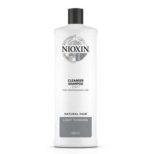 Nioxin Cleanser 1 - 1000ml (Shampoo)