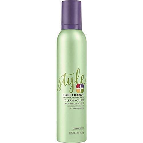 Pureology - Clean Volume Mousse 241g