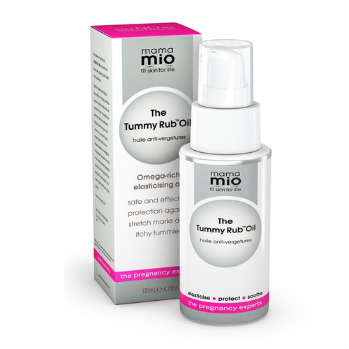 Mama Mio - The Tummy Rub Oil 120ml