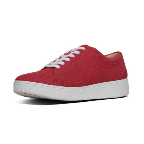 FitFlop™ Rally Sneaker - Adrenaline Red