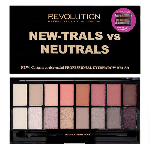 Revolution New-trals vs Neutrals Palette