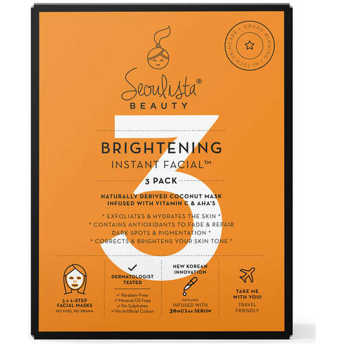 Seoulista Beauty Brightening Multi Pack 3s