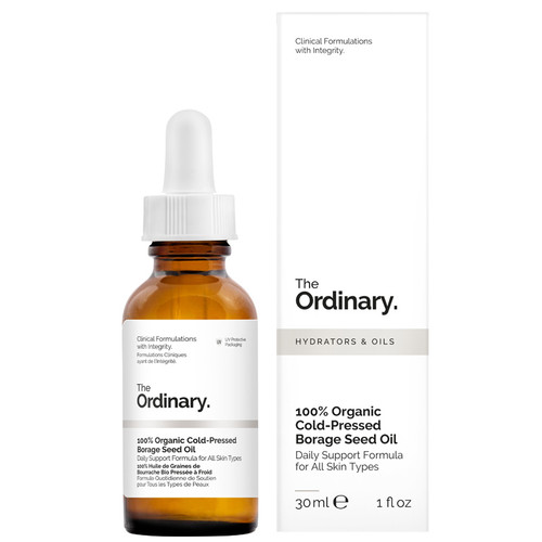 The Ordinary 100% Organic Cold-Pressed Borage Seed Oil - 30ml