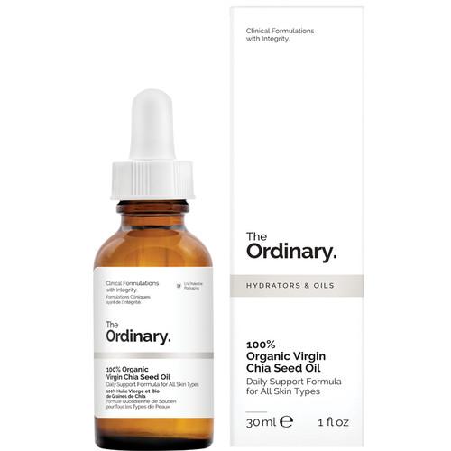 The Ordinary 100% Organic Virgin Chia Seed Oil - 30ml