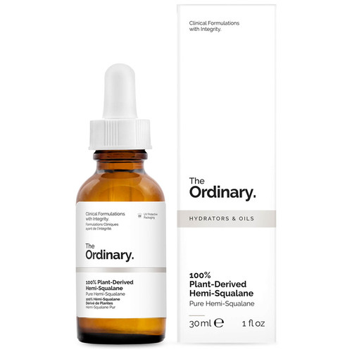 The Ordinary 100% Plant-Derived Hemi-Squalane - 30ml