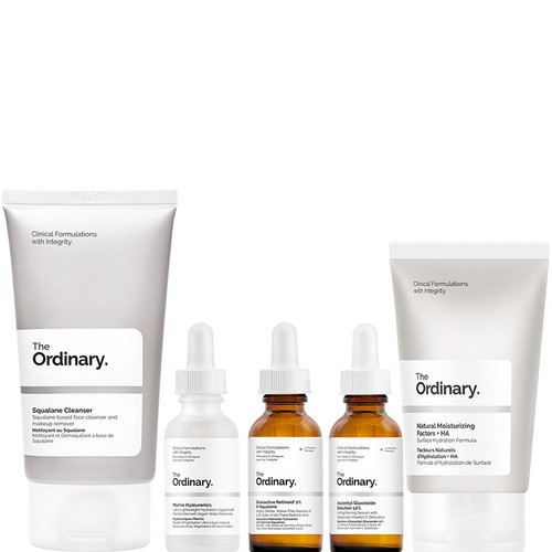The Ordinary Routine Starter Pack