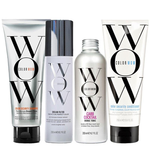 Color WOW Dream Clean Regime Kit - Fine Hair