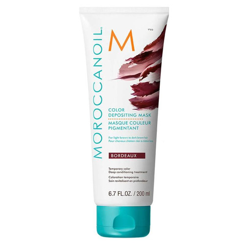 Moroccanoil Color Depositing Mask - Bordeaux 200ml