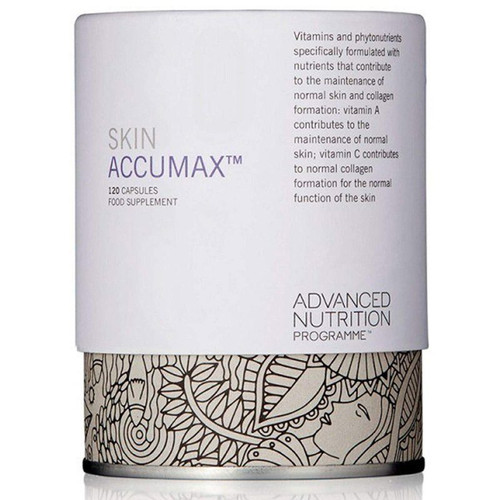 Advanced Nutrition Programme Skin Accumax 120