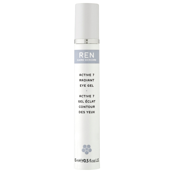 REN - Active 7 Radiant Eye Gel 15ml