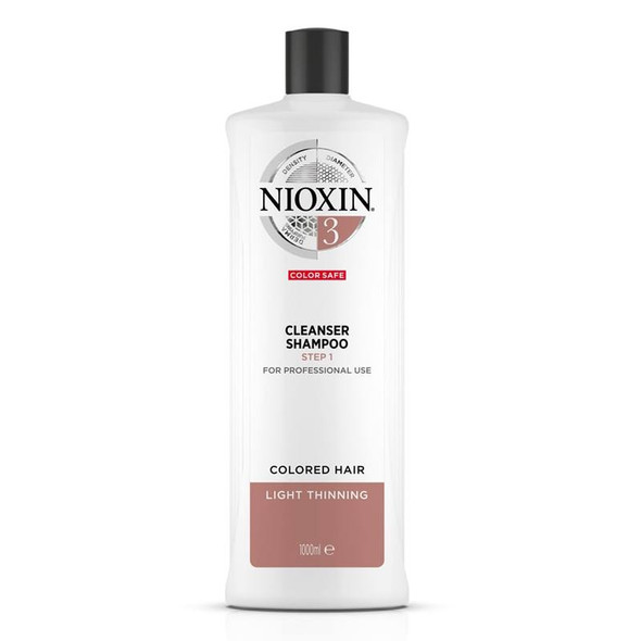 Nioxin Cleanser 3 - 1000ml