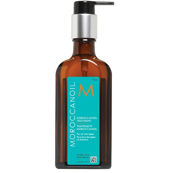 Moroccanoil Treatment Oil 125ml for the price of 100ml