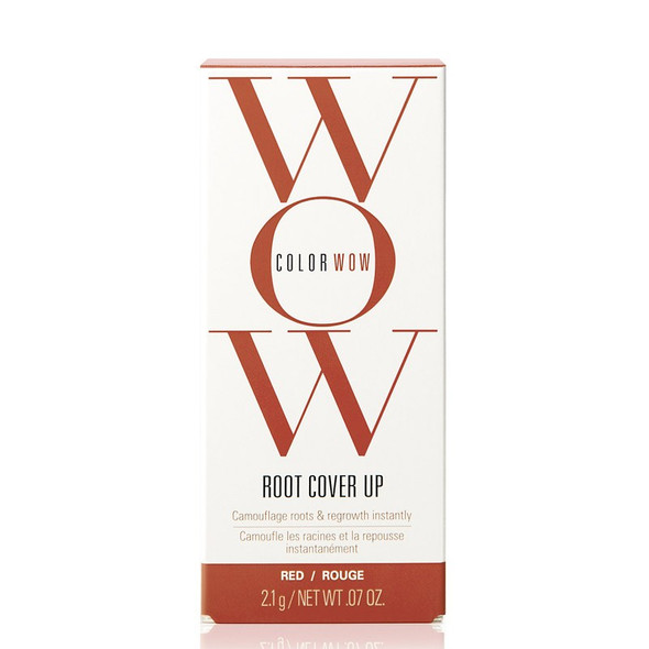 Color Wow Root Cover Up - Redhead box