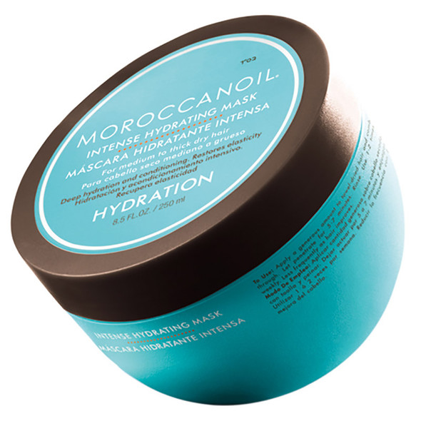 Moroccanoil Intense Hydrating Mask 250ml lid