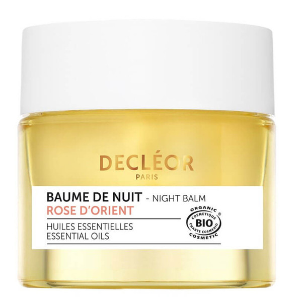 Decleor Night Balm Rose Damascena 15ml