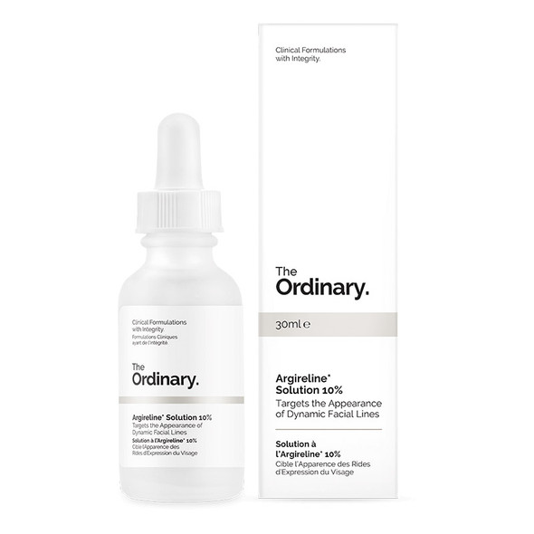The Ordinary Argireline Solution 10% 30ml