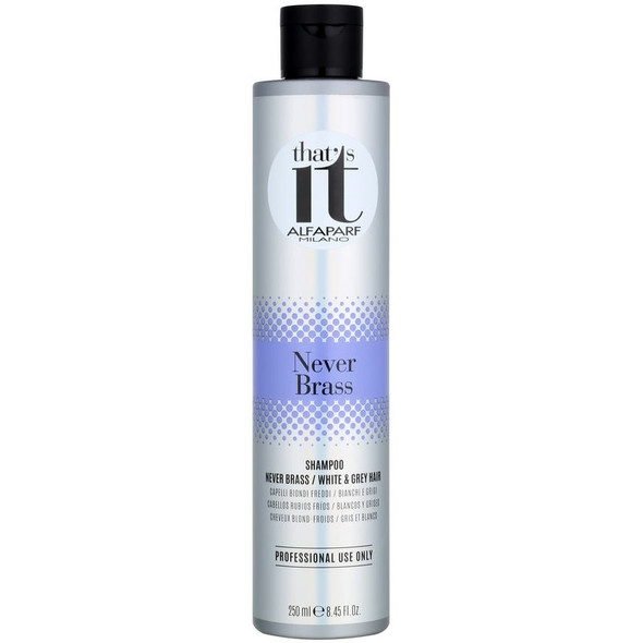 Alfaparf That's It Never Brass Shampoo 250ml
