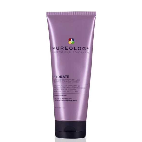 Pureology Hydrate Superfood Deep Treatment Mask 200ml