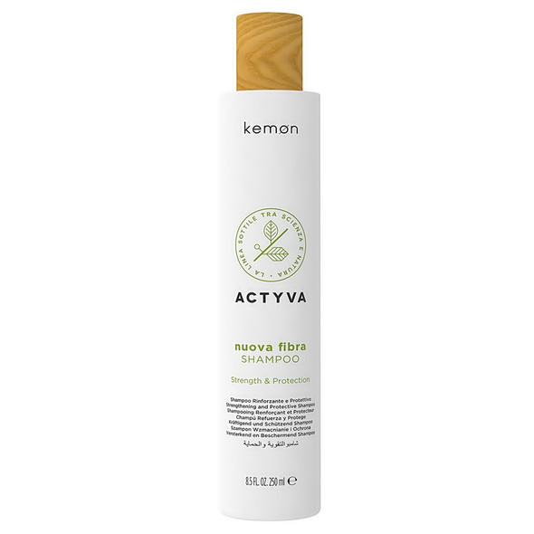 Actyva Nuova Fibra Shampoo 250ml