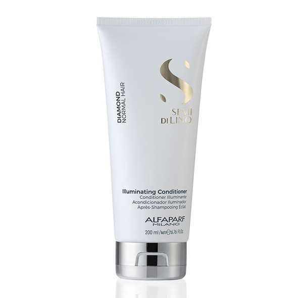 Alfaparf Semi Di Lino Diamond Illuminating Conditioner 200ml