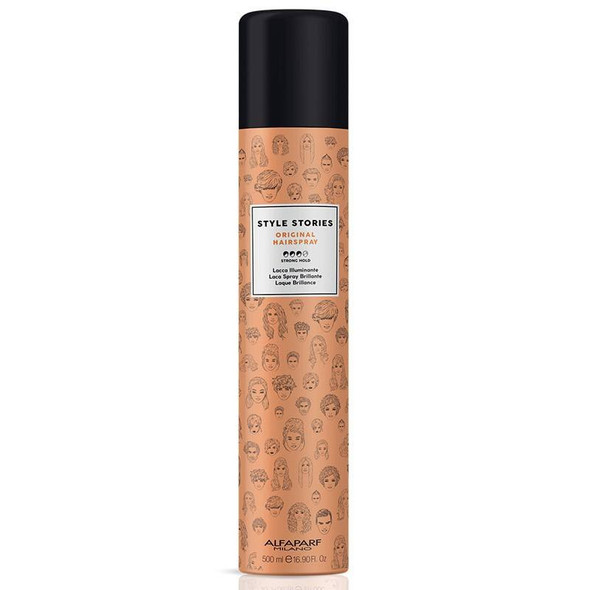 Alfaparf Style Stories Original Hairspray 500ml