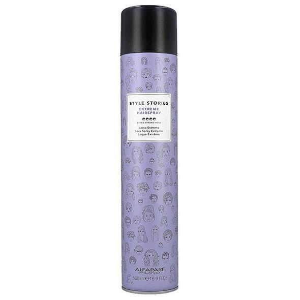 Alfaparf Style Stories Extra Stong Hairspray 500ml