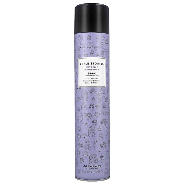Alfaparf Style Stories Extra Stong Hairspray 500ml