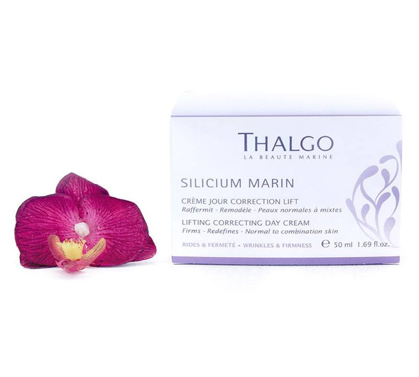 Thalgo Silicium Lifting Correcting Day Cream 50ml