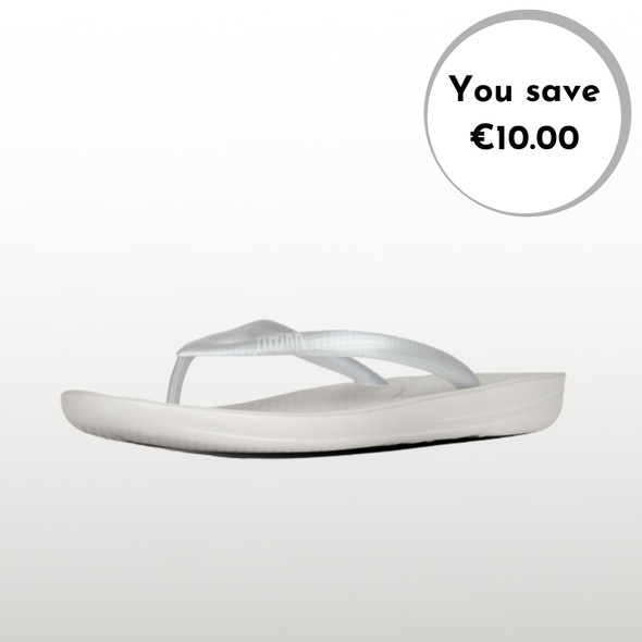 FitFlop™ iQushion™ Silver Sale