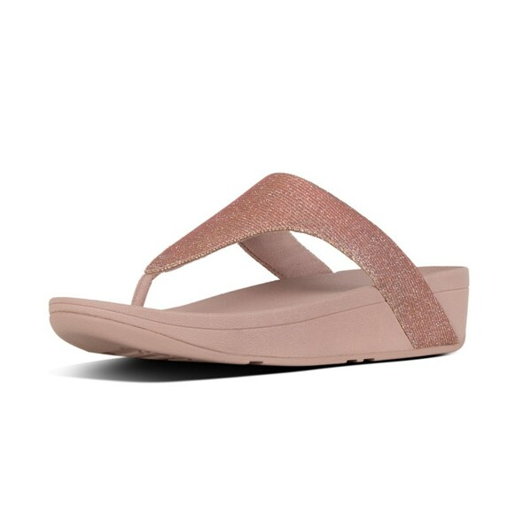FitFlop™ Lottie Glitz™ Rose Gold