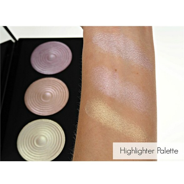 Revolution Highlighter Palette - Highlight eample