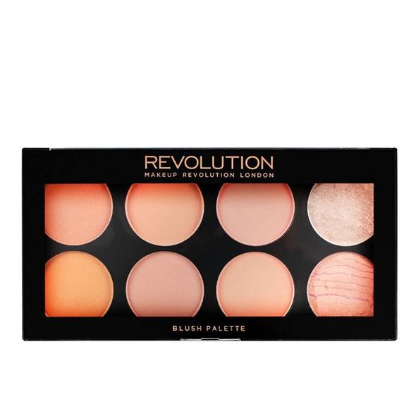 Revolution Ultra Blush Palette Hot Spice