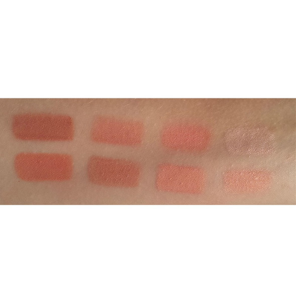 Revolution Ultra Blush Palette Hot Spice example