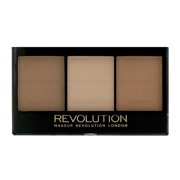 Revolution Ultra Sculpt & Contour Kit - Ultra LightMedium C04