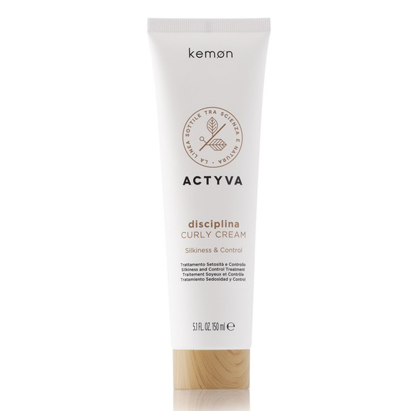 Actyva Disciplina Curly Cream 150ml