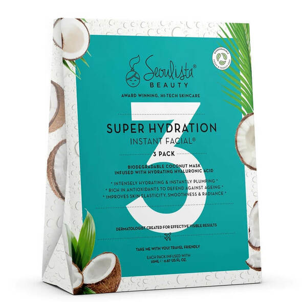 Seoulista Beauty Super Hydration - 3 Pack