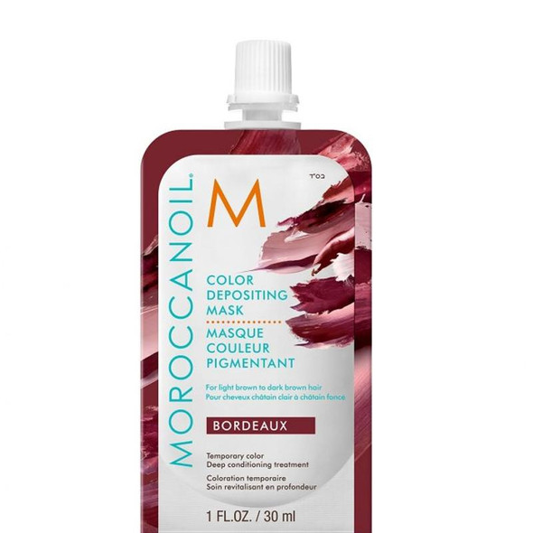 Moroccanoil Color Depositing Mask - Bordeaux 30ml