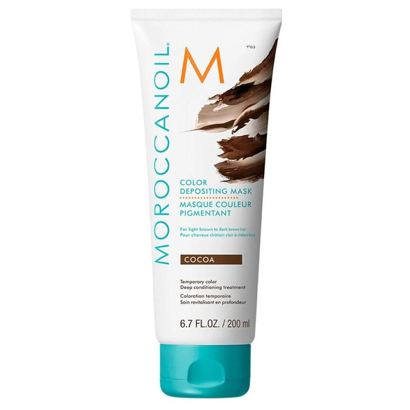 Moroccanoil Color Depositing Mask- Cocoa 200ml