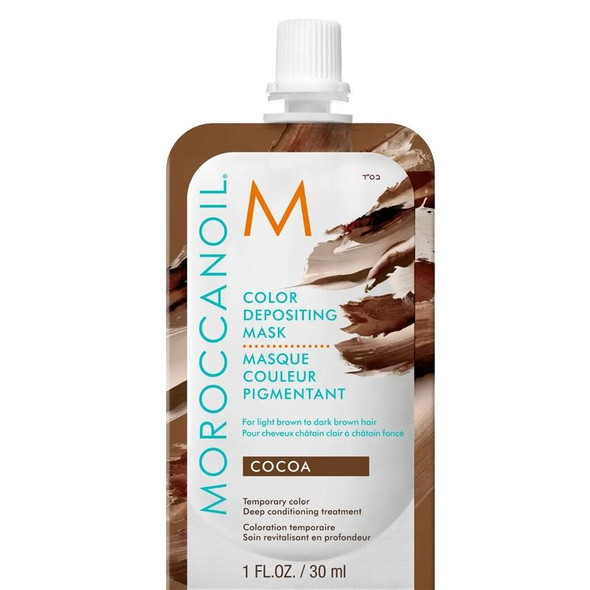 Moroccanoil Color Depositing Mask- Cocoa 30ml