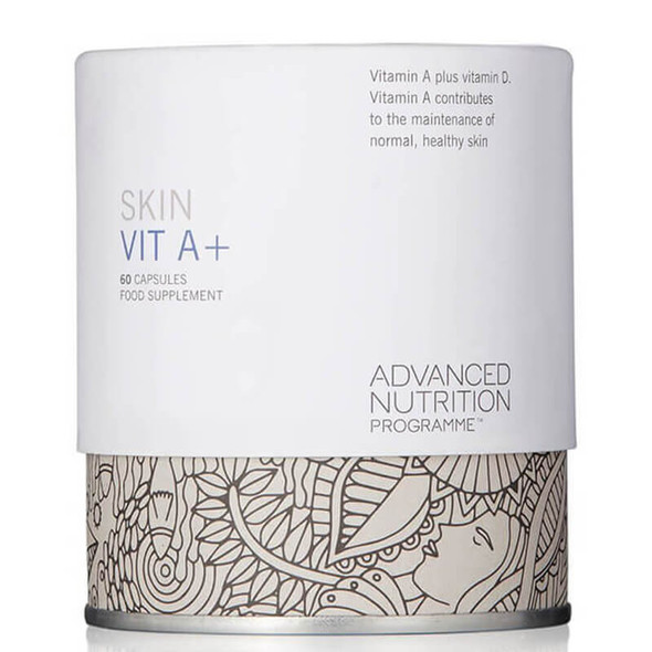 Advanced Nutrition Programme Skin Vit A+ 60 Caps