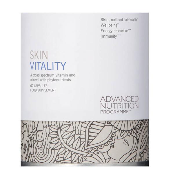 Advanced Nutrition Programme Skin Vitality 60 Tabs