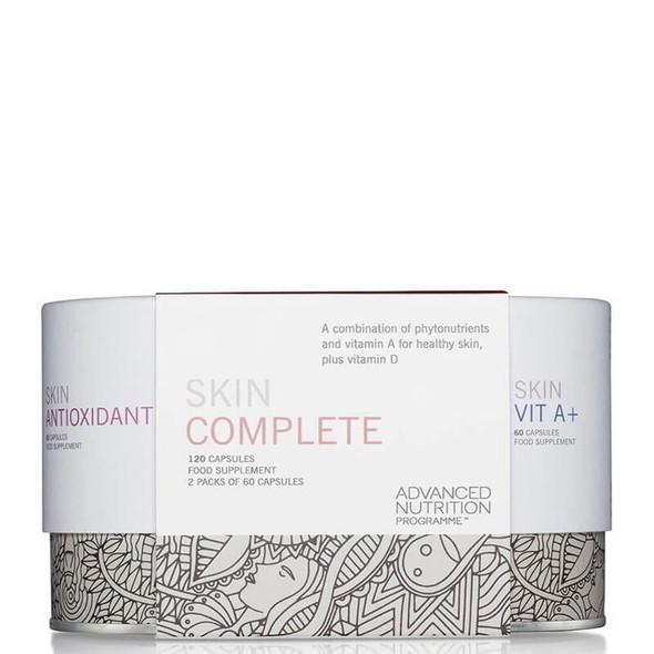 Advanced Nutrition Programme Skin Complete 120s 2 Pots 60 Caps