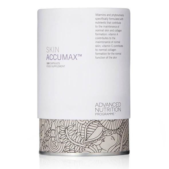 Advanced Nutrition Programme Skin Accumax 180