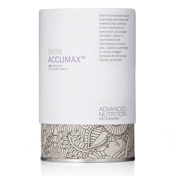 Advanced Nutrition Programme Skin Accumax 180
